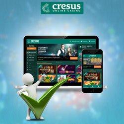 Divertissez-vous sur Cresus Casino
